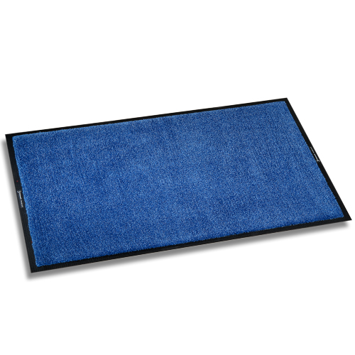 tapis d 39 entr e anti poussi re symphonie plus ultra absorbant anthracite bleu rouge 85 x. Black Bedroom Furniture Sets. Home Design Ideas