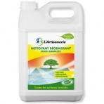 Nettoyant dégraissant multi-surfaces agrumes – 2 bidons de 5 L