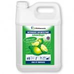 Détergent désinfectant surodorant – Citron vert – 2 bidons de 5 L