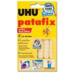 Pastilles adhésives «Patafix» – Lot de 80