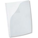 Recharge de pochettes transparentes (ouverture coin gauche)
