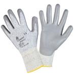Gants sans couture fibre polyéthylène (dos aéré, poignet tricot élastique) – Sachet de 2 paires