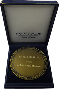 Medaille UNAPEI