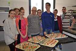 Partenariat Foyer de vie - Lycée Jean Moulin