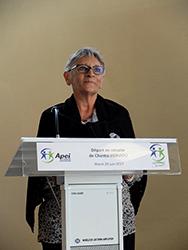 Départ en retraite de Chantal Herviou