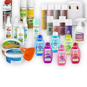 04. Désodorisants, insecticides et dégrippant