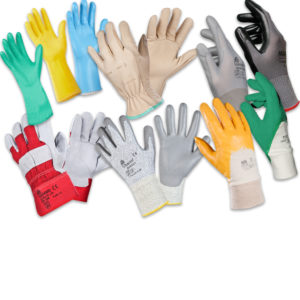 12. Gants de protection et de manutention