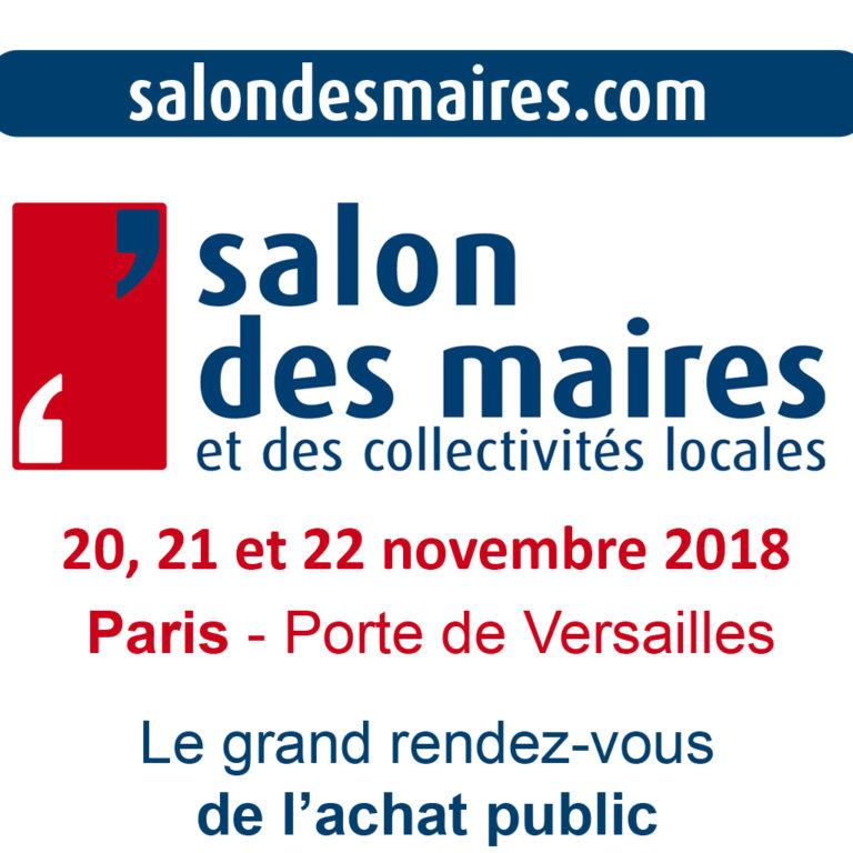 Salon des maires 2018