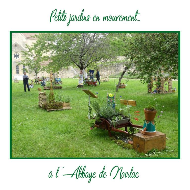 Petits jardins en mouvement