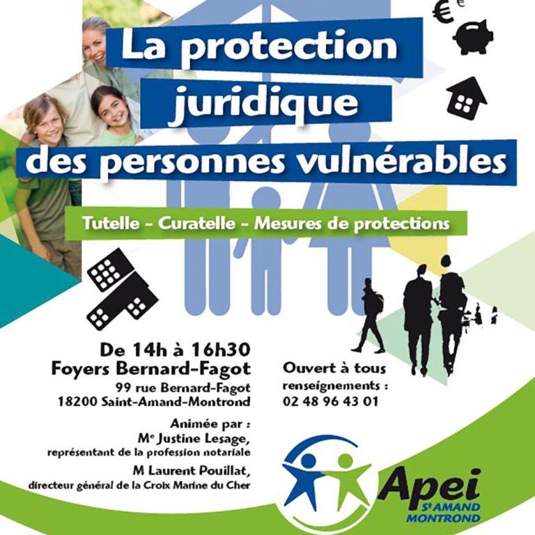 La protection juridique des personnes vulnerables
