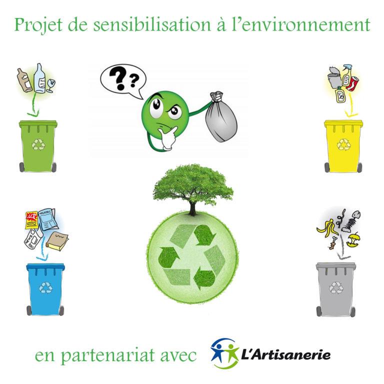 Projet de sensibilisation à l'environnement