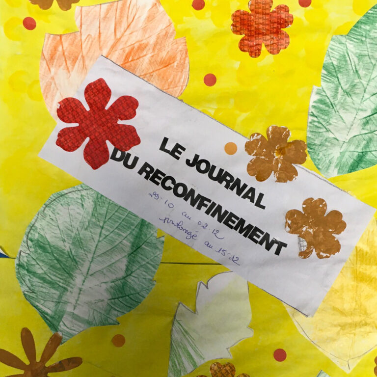 Journal du reconfinement